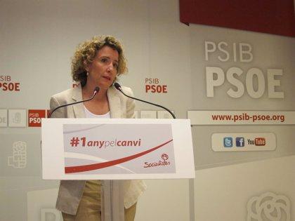 """Calvo urge a Cort y al Govern a """"tomar responsabilidades"""" sobre el Palacio de Congresos"""