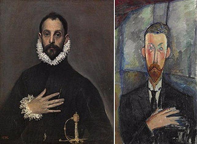 ÛEl Greco y la pintura moderna'