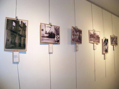 """Una exposición fotográfica recupera a un """"olvidado"""" y muestra la vida del anarquista leonés Laurentino Tejerina"""