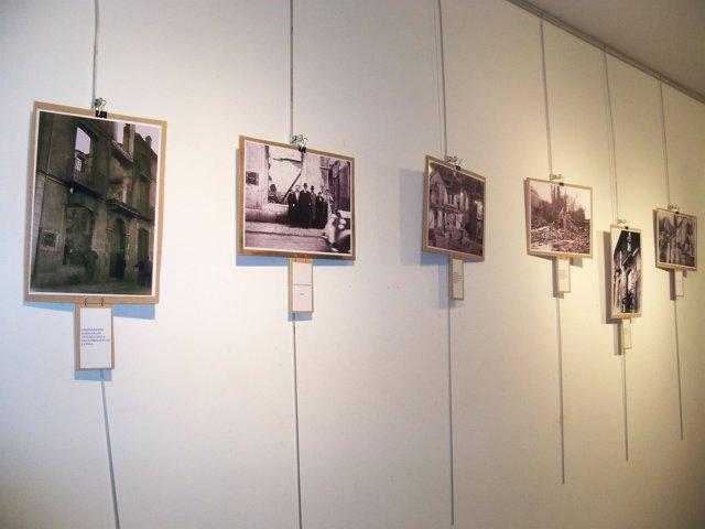 Exposición sobtr Laurentino Tejerina