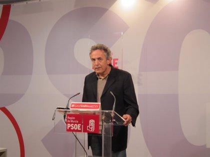 """PSOE reclama """"medidas de choque contra el paro"""", cuya caída se ralentiza en la Región"""
