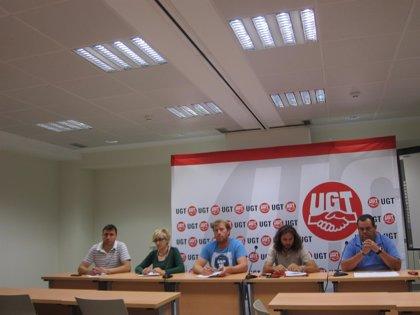 UGT denuncia el despido de 25 personas de Geacam