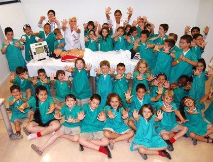Más de 700 estudiantes participan en el proyecto 'Hospital Amigo' del Santa Maria de Lleida
