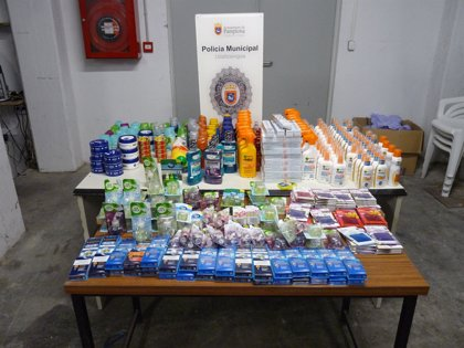 Imputadas tres personas como presuntas autoras de robos en varios supermercados de Pamplona
