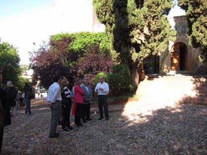 Los jardines de La Galera de Badajoz abren al público tras su restauración