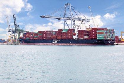 El Puerto de Tarragona mueve más de 12,1 millones de toneladas hasta mayo, casi un 2% más