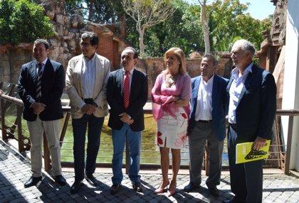 Turismo.- Andalucía destaca la pujanza de los parques de ocio para complementar y diversificar su oferta turística
