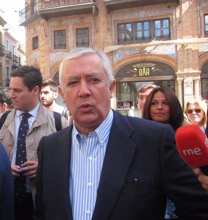 """Arenas (PP) defiende que la elección directa de alcaldes tiene un """"respaldo social mayoritario"""""""
