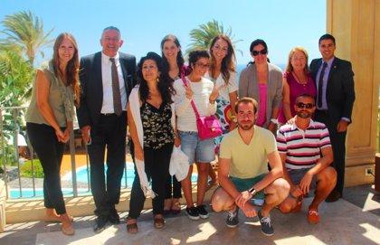 Agentes de viajes y turoperadores internacionales conocen la oferta de turismo de lujo en Tenerife