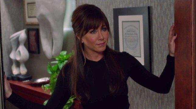 Jennifer Aniston en Como acabar con tu jefe 2