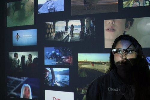 Aplicación de GuiART Experiencie para las Google Glass