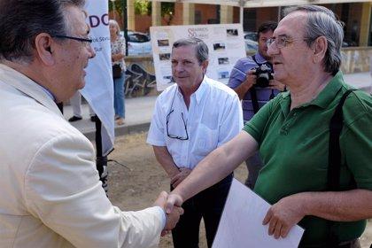 Zoido anuncia 80 obras en los ocho barrios de Distrito Sur