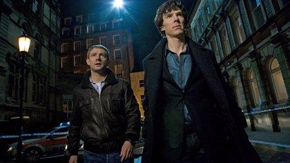 'Sherlock' volverá con un especial de Navidad