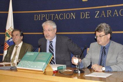 La IFC y la Fundación Sáinz de Varanda editan 600 ejemplares del Anuario Aragonés del Gobierno Local