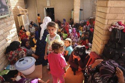 Amnistía denuncia que hay miles de civiles varados en los pasos fronterizos con el Kurdistán iraquí