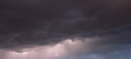 Alerta del riesgo de tormentas en Toledo, Guadalajara y Cuenca
