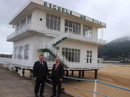 El Ayuntamiento quiere reconvertir la Escuela de Vela en centro de naturaleza
