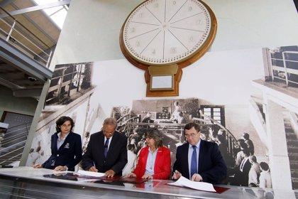 Pesca.- Xunta y Fundación Philippe Costeau colaborarán en la promoción de los productos del mar y la pesca sostenible