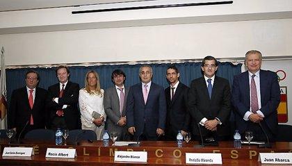 La Fundación Hospital de Madrid colaboran con el Comité Olímpico Español en un proyecto contra el dopaje