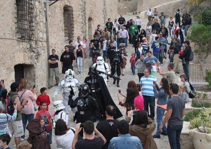 La 'Legión 501' ocupará Alicante este sábado en el décimo aniversario del club de fans de 'Star Wars'