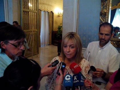 """Castedo dice que """"siempre"""" ha sido """"partidaria de listas abiertas"""" y apoya la elección directa de ediles"""