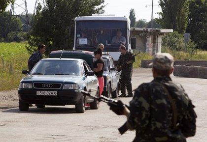 Francia, Rusia, Alemania y Ucrania acuerdan un alto el fuego en Ucrania