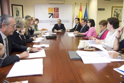 CANTABRIA.-El Consejo de FP de Cantabria aprueba su plan de trabajo para este año