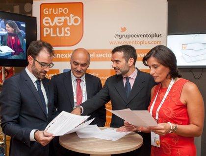 CANTABRIA.-OPCE Cantabria y Evento Plus llegan a un acuerdo empresarial para promocionar Santander y Cantabria entre sus asociados