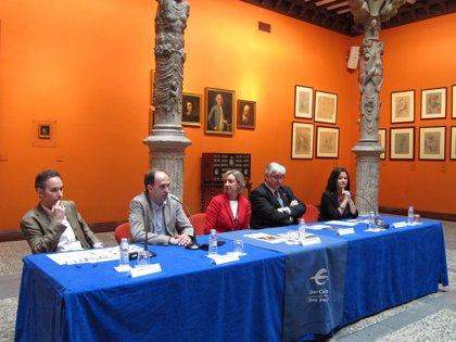 Ibercaja Patio de la Infanta reúne obras maestras de Goya, los hermanos Bayeu, Rubens y Guercino