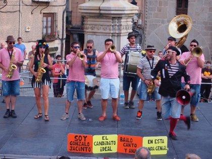 La banda segoviana El Puntillo Canalla representará a España en el festival francés Garonna Show