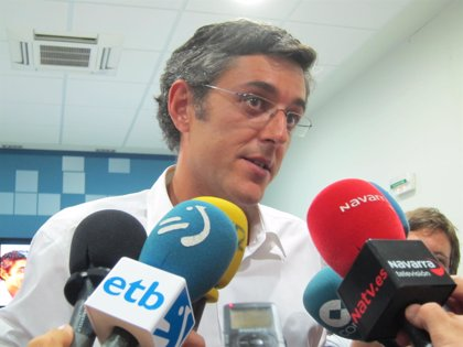 Madina pide a sus compañeros de partido en Euskadi que voten el día 13