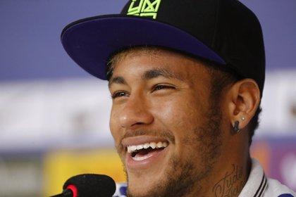 """Neymar: """"Estoy bien, recuperado, pueden quedarse tranquilos"""""""