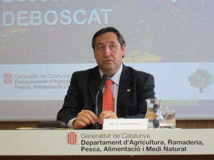 Pelegrí asume la presidencia del Institut Català del Suro