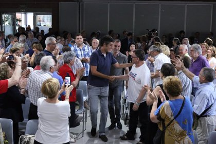 """Madina pide al PSC que salga """"renovado y unido"""" del congreso del 13 de julio"""