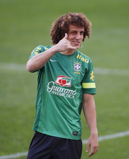 David Luiz, el jugador más valioso del Mundial para la FIFA