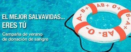 Comienza la campaña de verano de donación de sangre en la que el Centro de Transfusión