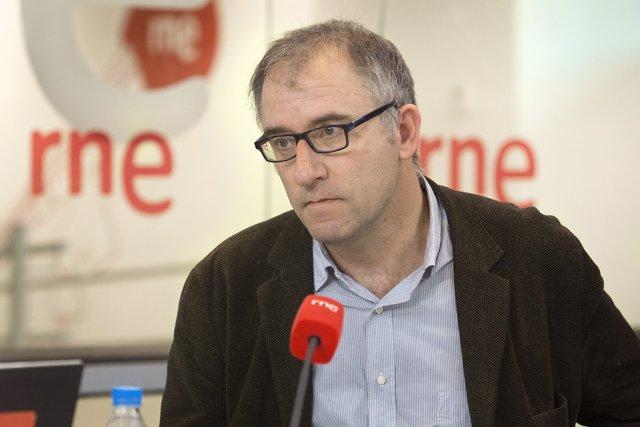 José Luis Acosta, presidente de la SGAE