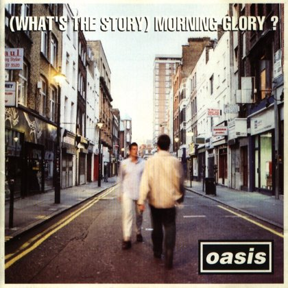 Oasis reedita (What's The Story) Morning Glory?