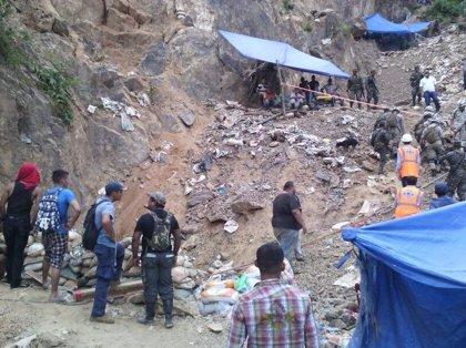 Expertos de El Salvador, México y Guatemala se suman al rescate