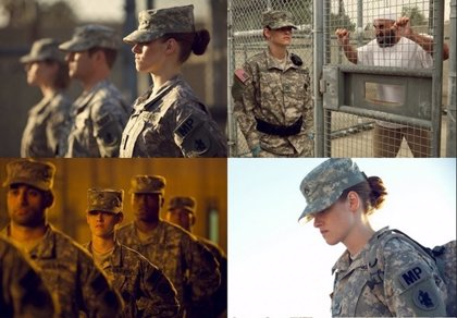 Kristen Stewart, una soldado en Guantánamo