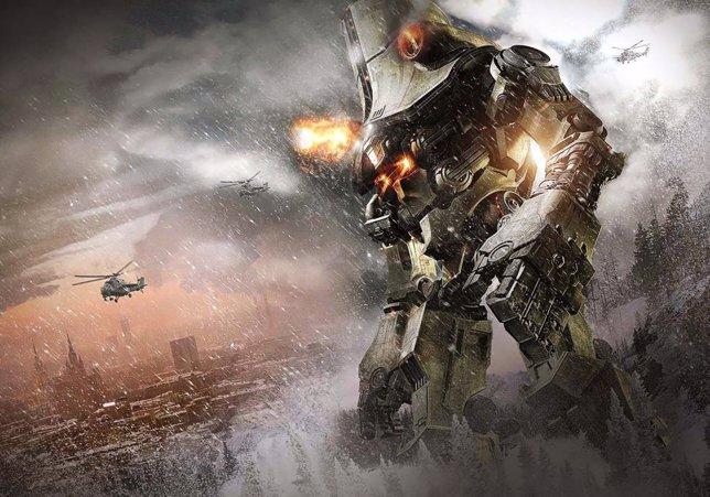 Jaeger en Pacific Rim