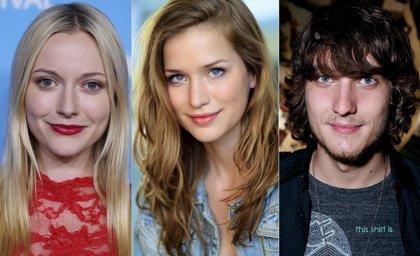 Once Upon a Time ya tiene a su Elsa, Anna y Kristoff de Frozen