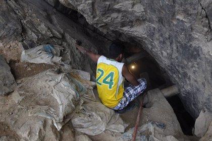 Los agujeros de la Tierra: la peligrosa vida de los mineros ilegales
