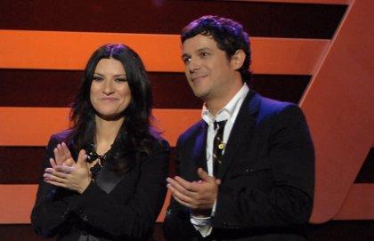 Alejandro Sanz y Laura Pausini, nuevos coach de La Voz