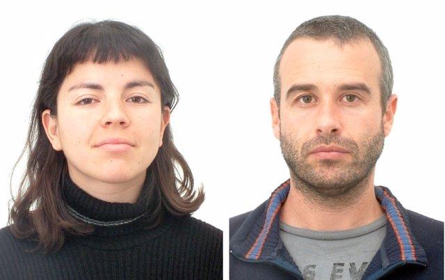 Terroristas anarquistas Solar Domínguez y Mónica Andrea Caballero