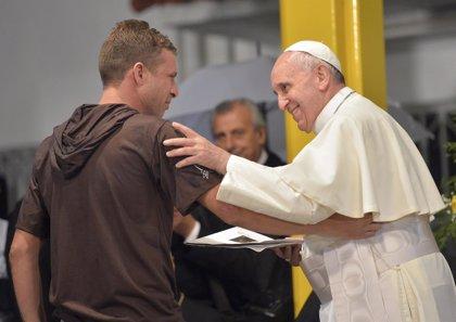Francisco se reunirá este sábado con presos, pobres y enfermos
