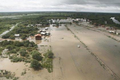 Más de 1.000 familias abandonan sus viviendas en Chaco por la crecida del río Paraguay
