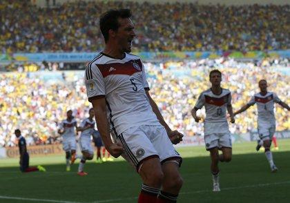 Alemania apaga a Francia y ya está en semifinales