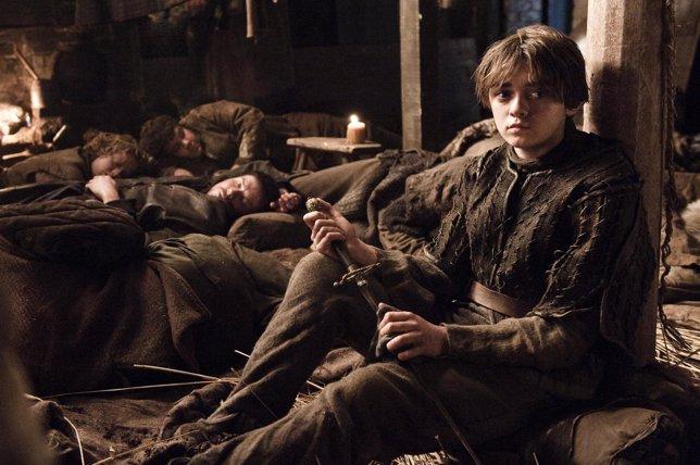 Arya Stark en Juego de tronos