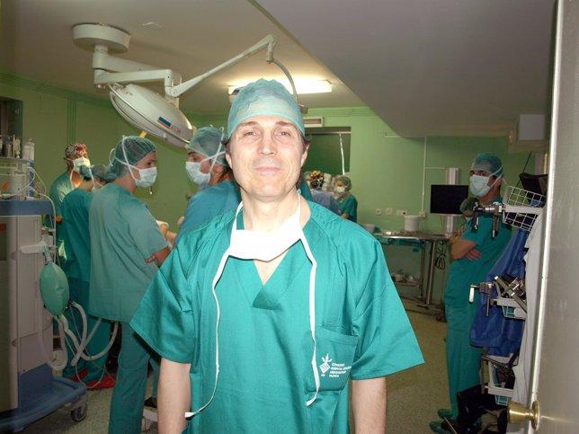 Jefe del servicio de Neurocirugía del Hospital General de Valencia
